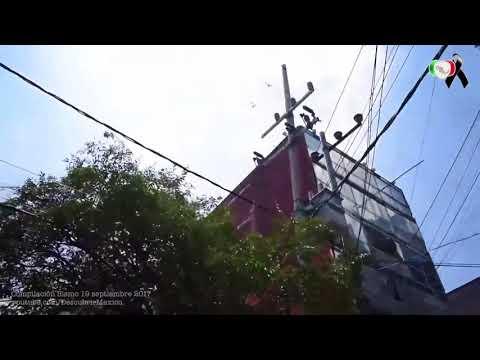 Mexico City Earthquake  19S SISMO 19 SEPTIEMBRE 2017 RECOPILACIÓN MÁS COMPLETA CIUDAD DE MÉXICO CD