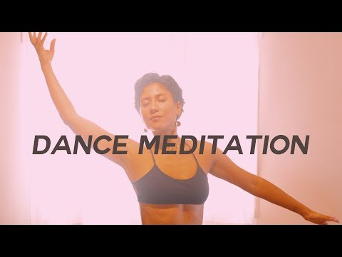 Guided Dance Meditation for Emotional Release