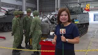 陆军执行维修任务前 必须进行安全演练