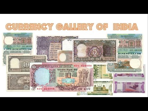 Top Gallery of Indian Currency