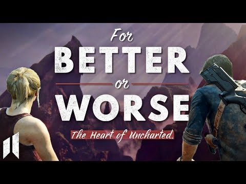For Better or Worse: Uncharted 4's Best Minute   Game Score Fanfare