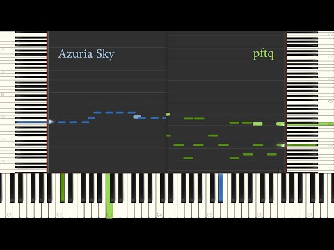 Cloudless Sky (Piano)