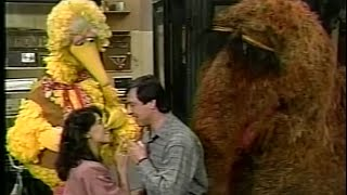 Classic Sesame Street - Maria & Luis Realize They're In Love