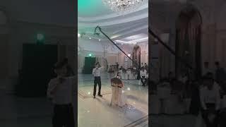 Дети спели на свадьбу до слезь
