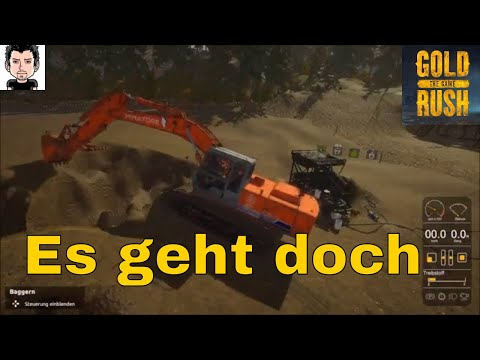 Gold Rush Goldrausch in Alaska Teil 12 Gold Rush The Game Simulator 2017 Gameplay