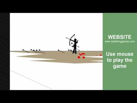bowman 2 game online | bow arrow man 2 addicting flash game