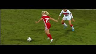 Россия 4 2 Турция 27 10 2020 Евро 2022 Квалификация Женщины Все голы