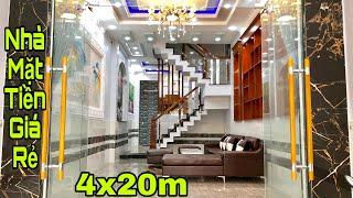 Bán nhà quận 12 TPHCM | Nhà mặt tiền đường Nguyễn Ảnh Thủ kinh doanh mua bán sầm uất | giá rẻ 6.6 tỷ
