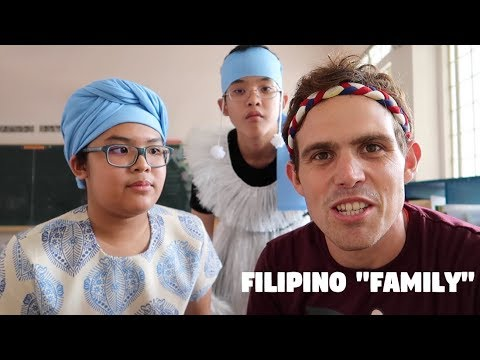 MY FILIPINO FAMILY AND FINN SNOW (Cagayan de Oro, Mindanao)