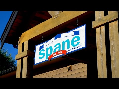 Spane Buildings - More Than You Ever Dreamed