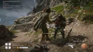 Battlefield 1 - Epic Warfare Montage - PC 1080 Gameplay thumbnail