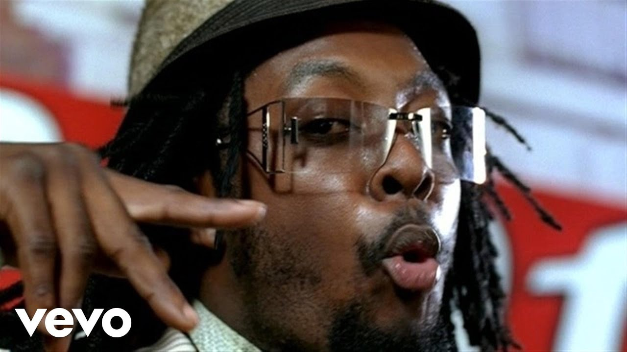 Black Eye Peas Shut Up 112