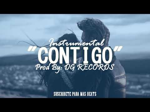 (COROS) Contigo - Instrumental De Rap Romantico Con Coros 2019 (USO LIBRE) | DaniRnB