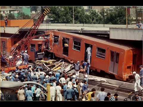 """Tour Metro CDMX: """"Una tragedia olvidada"""" Lunes 20 de octubre de 1975"""