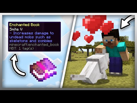 ✔️ I CREATE Your Mod Ideas In Minecraft #1