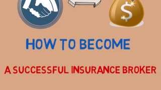 HOW TO BECOME AN INSURANCE BROKER? WHAT SALARY TO EXPECT AS AN INSURANCE AGENT?