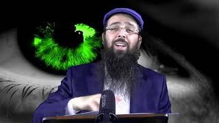 הרב יעקב בן חנן - והיית משוגע ממראה עינייך