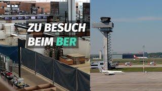 Rundgang: So sieht der Flughafen BER von innen aus