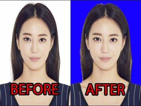 Cara Membuat Pas Foto 3x4 dengan photoshop - YouTube