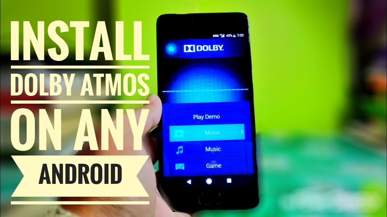 dolby atmos 7 android