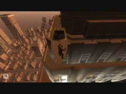 Surviving the Empire State Building GTA IV