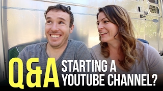 Q: What About Starting an RV YouTube Channel?