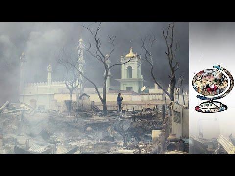 The Buddhists Massacring Muslims In Burma (2013)