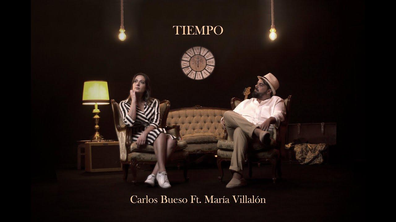 Carlos Bueso - Tiempo feat. María Villalón