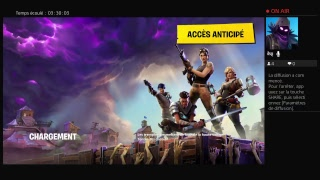 Live Fortnite Save the World abo game
