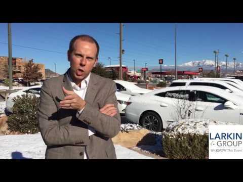 Does it snow in St. George, Utah?