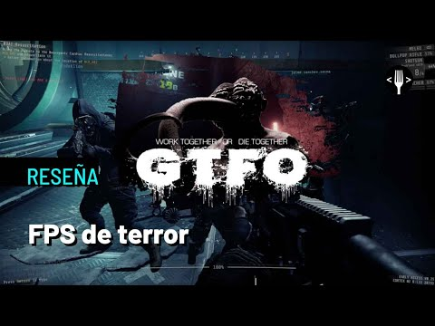 GTFO: we tested this survival horror FPS for PC