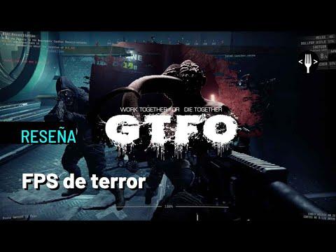 GTFO: probamos este FPS de survival horror para PC