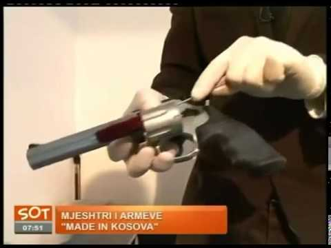 prodhimi i armeve në Kosov