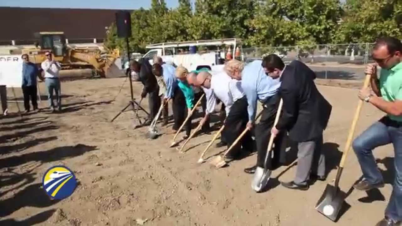 The Cosmos Groundbreaking Ceremony Highlights - Fresno, CA - September 3,  2015