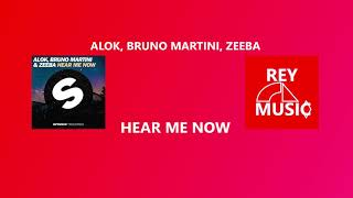 Baixar Alok, Bruno Martini, Zeeba  - Hear Me Now