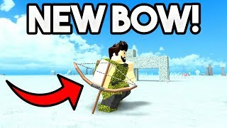 NEW BOW! | ROBLOX: Booga Booga