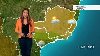 Previsão Sudeste - Sol reaparece em SP
