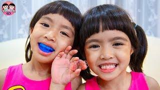 หนูยิ้มหนูแย้ม   จัดฟันเด็ก EF Line