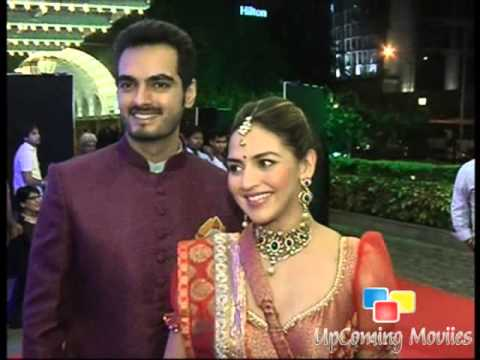 Hema Malini And Dharmendra S Daughter Ahana Marriage Esha Deol