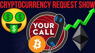 Cultivate Crypto #341: Cryptocurrency Request Show + $47,000 BTC + $3,100 ETH