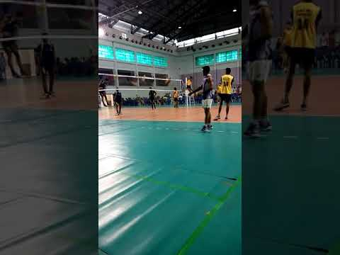 Sports authority of India (SAI) Bangalore practice skill volleyball |show ball attack|
