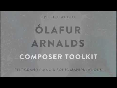 Spitfire Presents: Olafur Arnalds Composer Tools Teaser