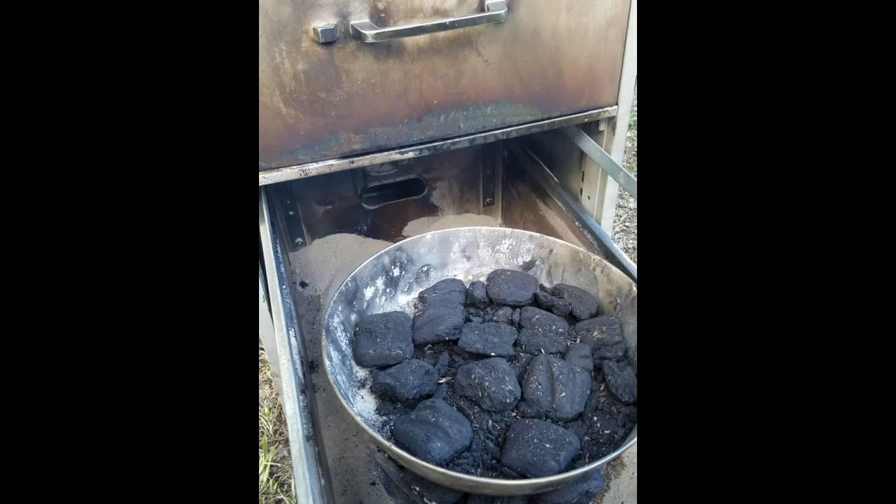 DIY: Redneck File Cabinet Smoker (FaceBook made me do it) Pt, 1 ...