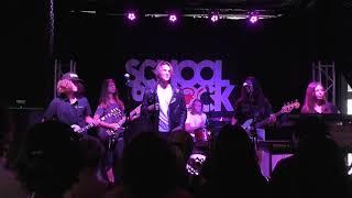 Virginia Beach School of Rock House Band - Like a Stone- August 2018