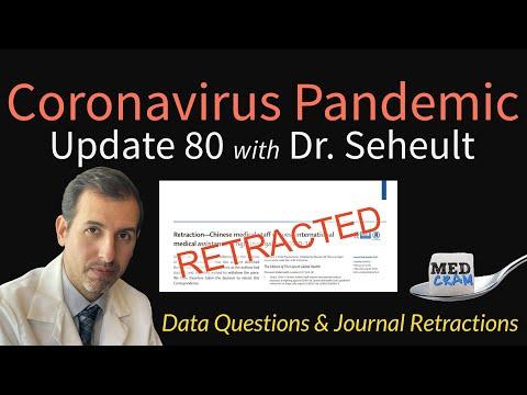 Coronavirus Pandemic Update