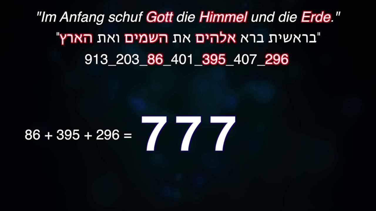 Zahl 777 Bedeutung