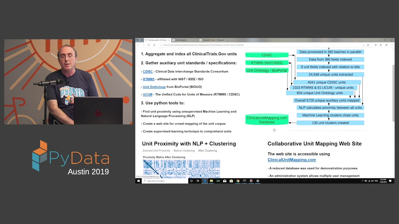 Image from Jacob Barhak: Visualizing Machine Learning of Units of Measure using PyViz | PyData Austin 2019