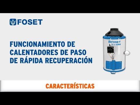 Calentadores de paso Truper México thumbnail
