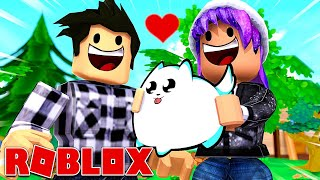 ON ADOPTE UN CHIEN ! | Roblox Adopt Me