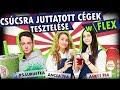 watch he video of Csúcsra juttatott cégek tesztelése w\ fleX